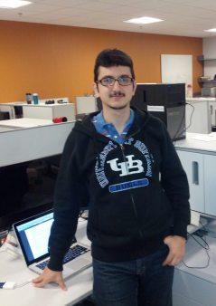 Muhammed Fatih Bulut, IBM Intern