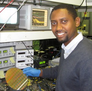Solomon Assefa, IBM Research