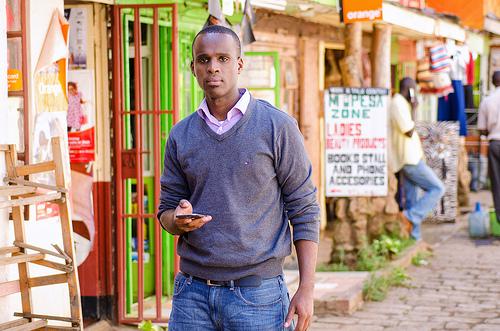 Eric Mibuari, IBM Research – Africa