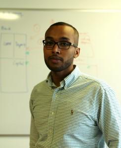 Abdigani Diriye, IBM Researcher
