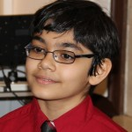 Tanishq Abraham, child prodigy