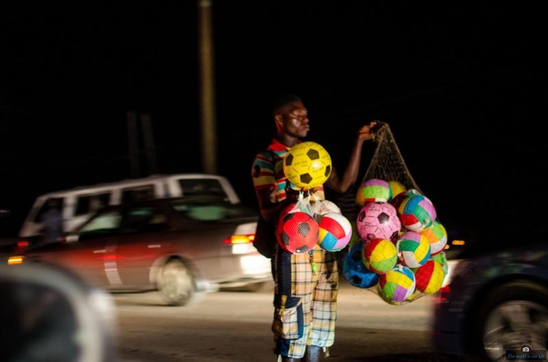 The Underground Economy' - by Seun Idowu, Nigeria.