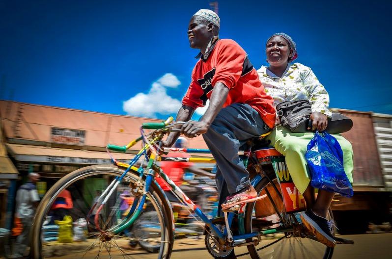 'Boda Boda' - by Frank Odwesso, Kenya.
