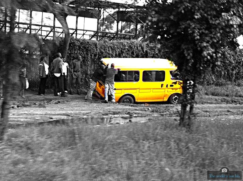 'Transport Systems' - by Catherine Wanjiru, Kenya.