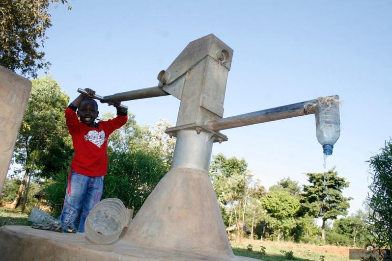 'Water well' - by Fredrick Onyango, Kenya.