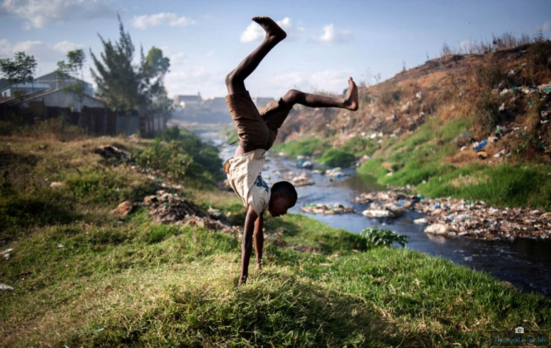 'Standard of Living' - by George Ogala, Kenya.
