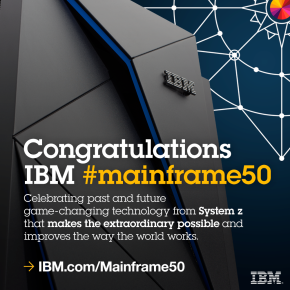 The Mainframe Turns 50