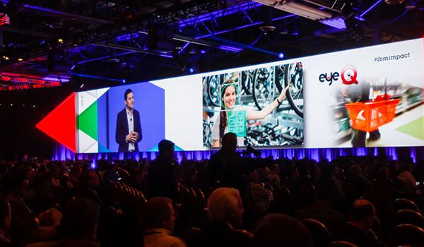 The Bluemix team presents at IBM Impact.