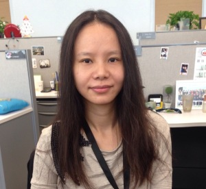 Jing Zou, Blue Pathway Program Manager