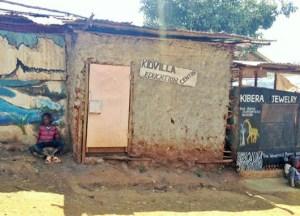Primary school – Kibera, Kenya