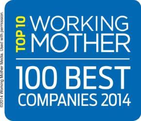 IBM Ranked Among Top Ten Companies for WorkingMothers