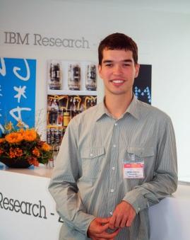 ACM winner Jakub Ocwieja