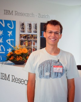 ACM winner Peter Fulla