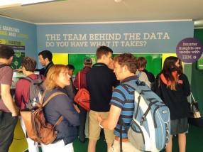 IBM Kiost at Wimbledon