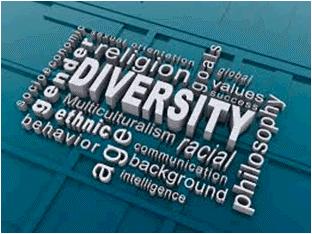 unconscious bias - blue image