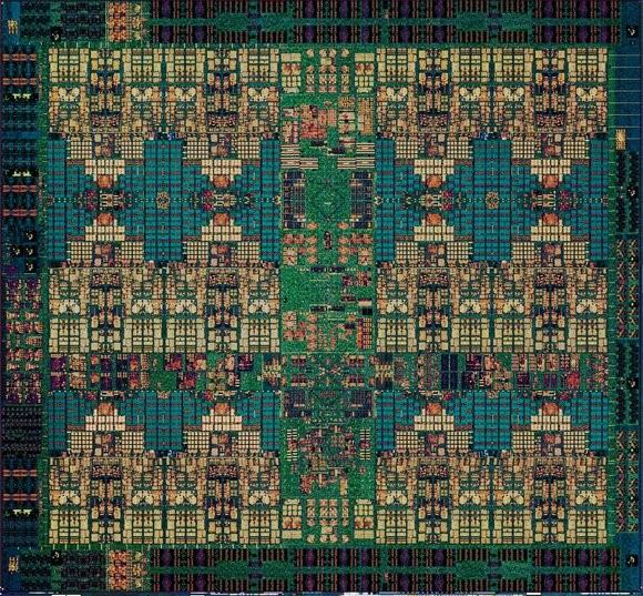 IBM Power9 Chip