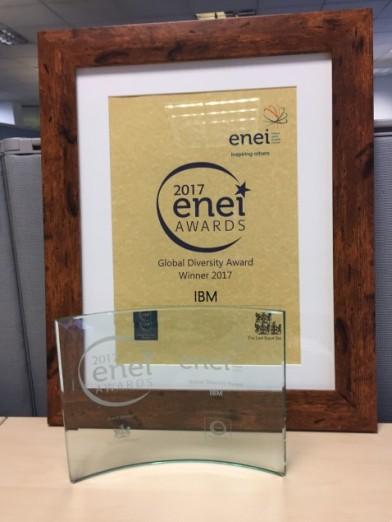 The ENEI Award